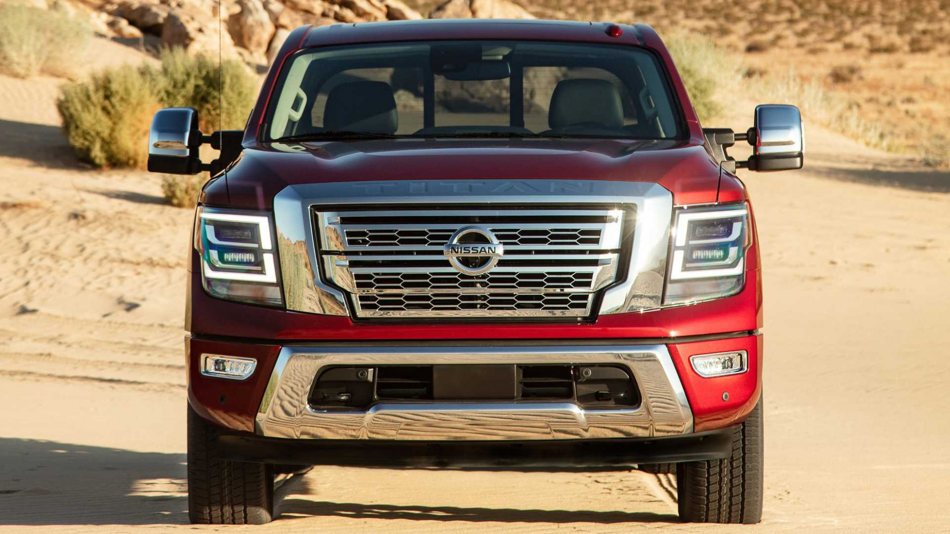 Redesign and Concept 2022 Nissan Titan Updates