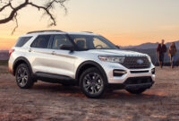 redesign and concept 2022 the ford explorer