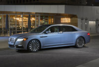 redesign and concept 2022 the lincoln continental