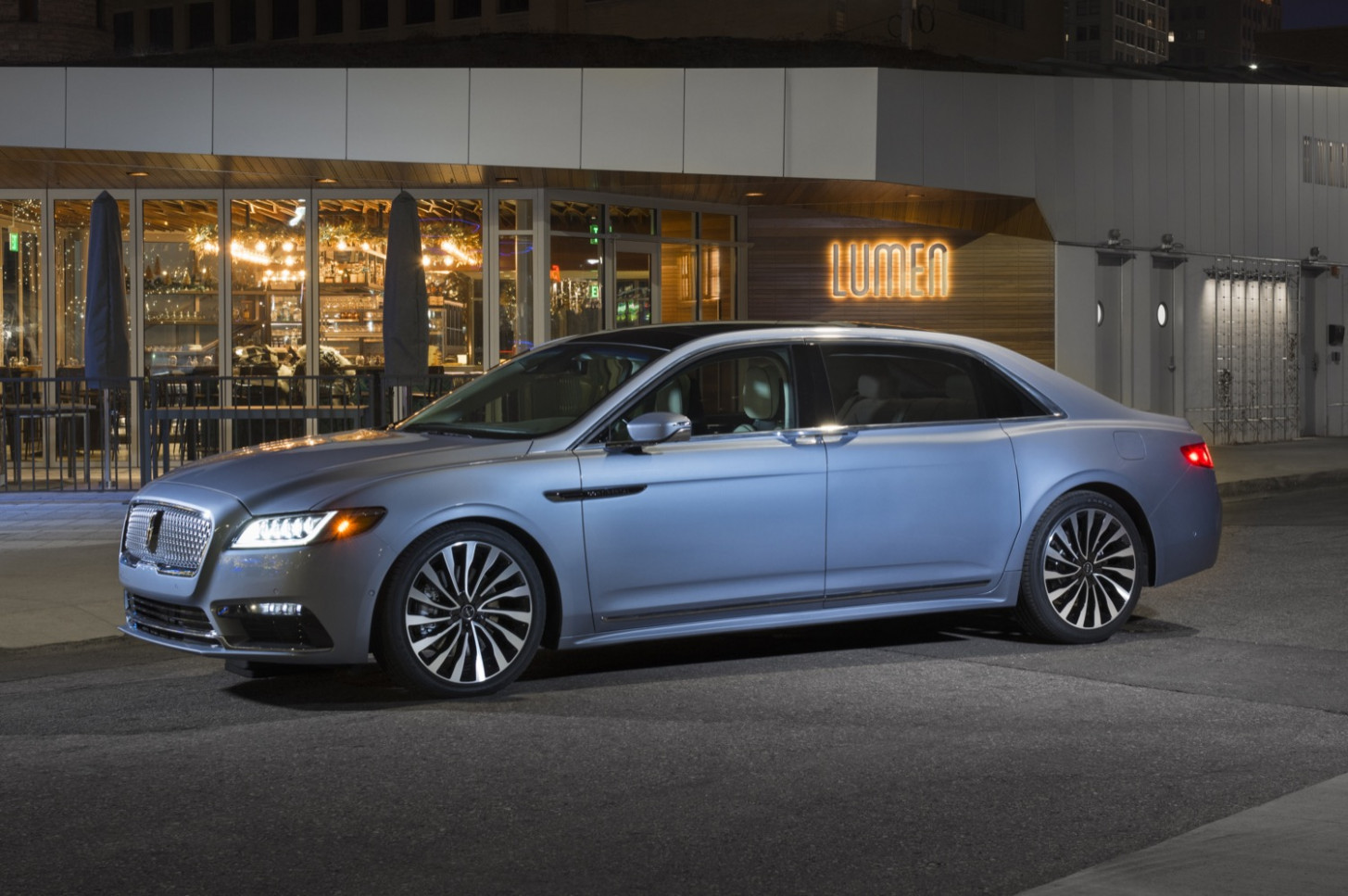 Performance 2022 The Lincoln Continental