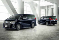 redesign and concept 2022 toyota alphard