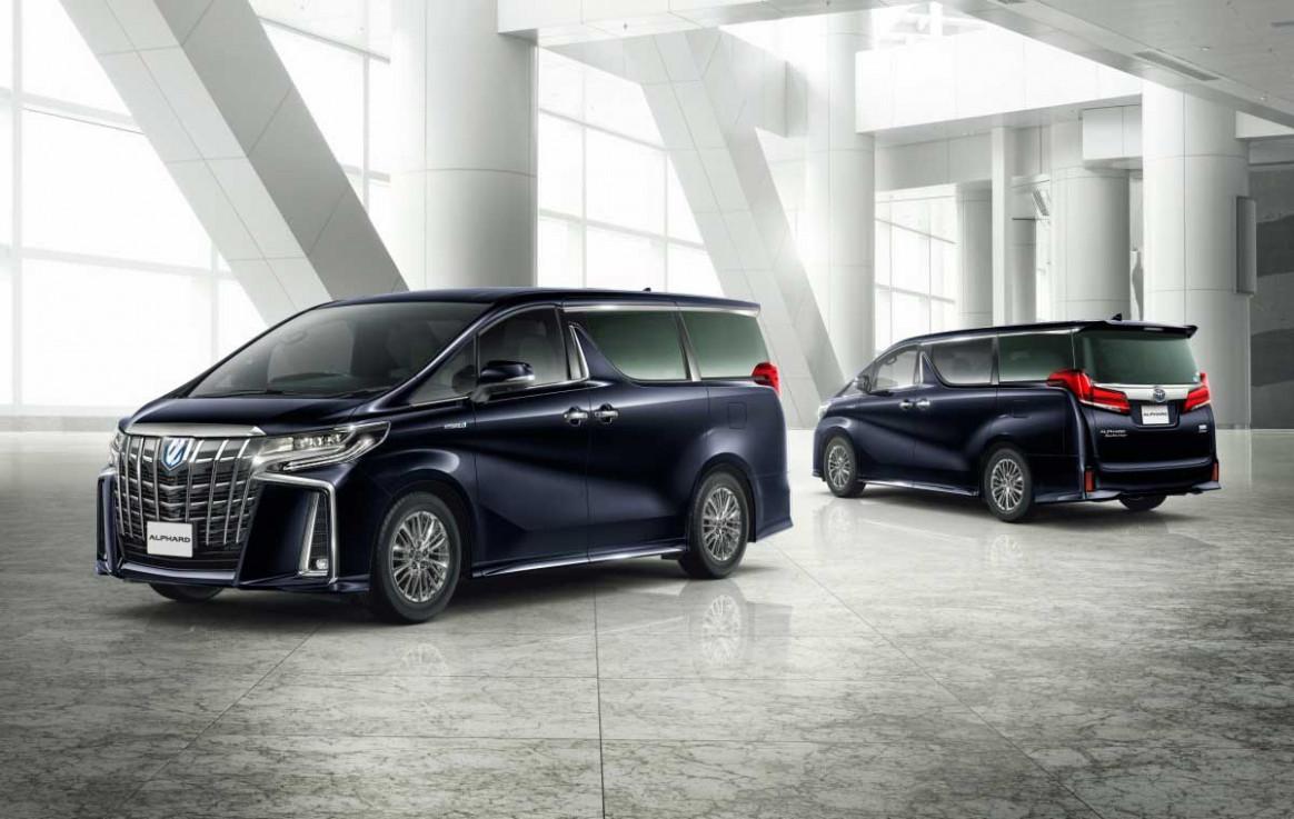 Rumors 2022 Toyota Alphard