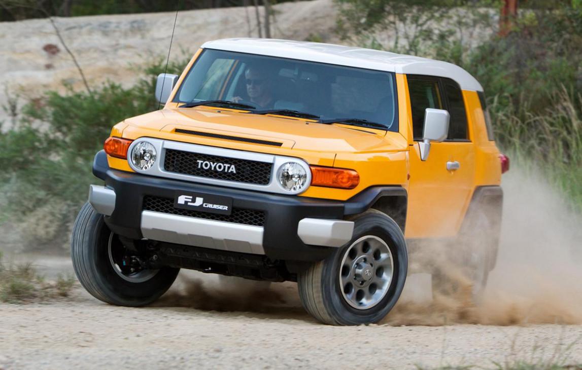Release 2022 Toyota FJ Cruiser