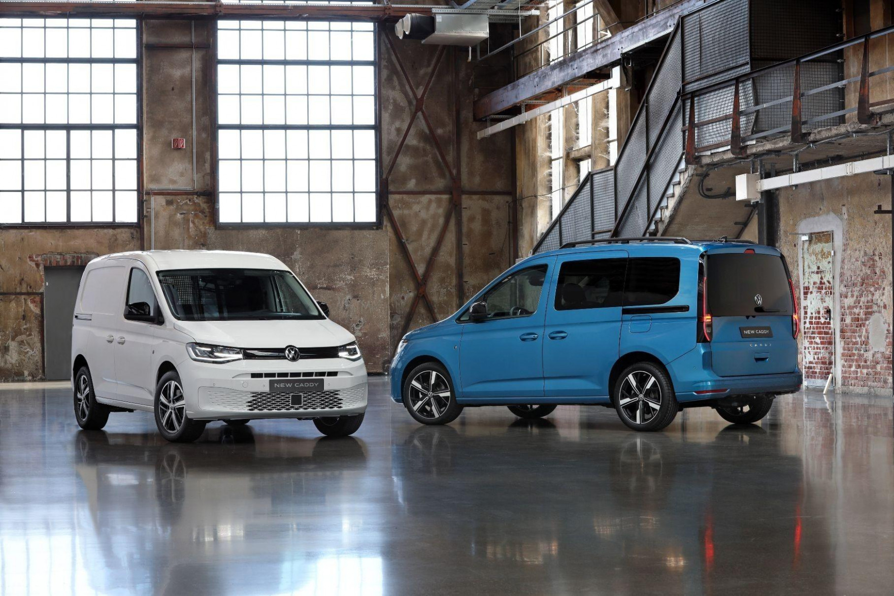New Model and Performance 2022 VW Caddy