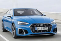 redesign and concept audi a5 2022 interior