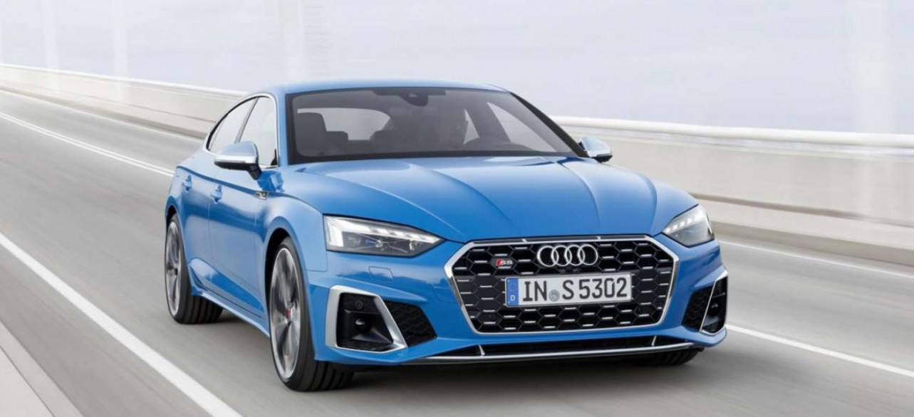Release Date and Concept Audi A5 2022 Interior