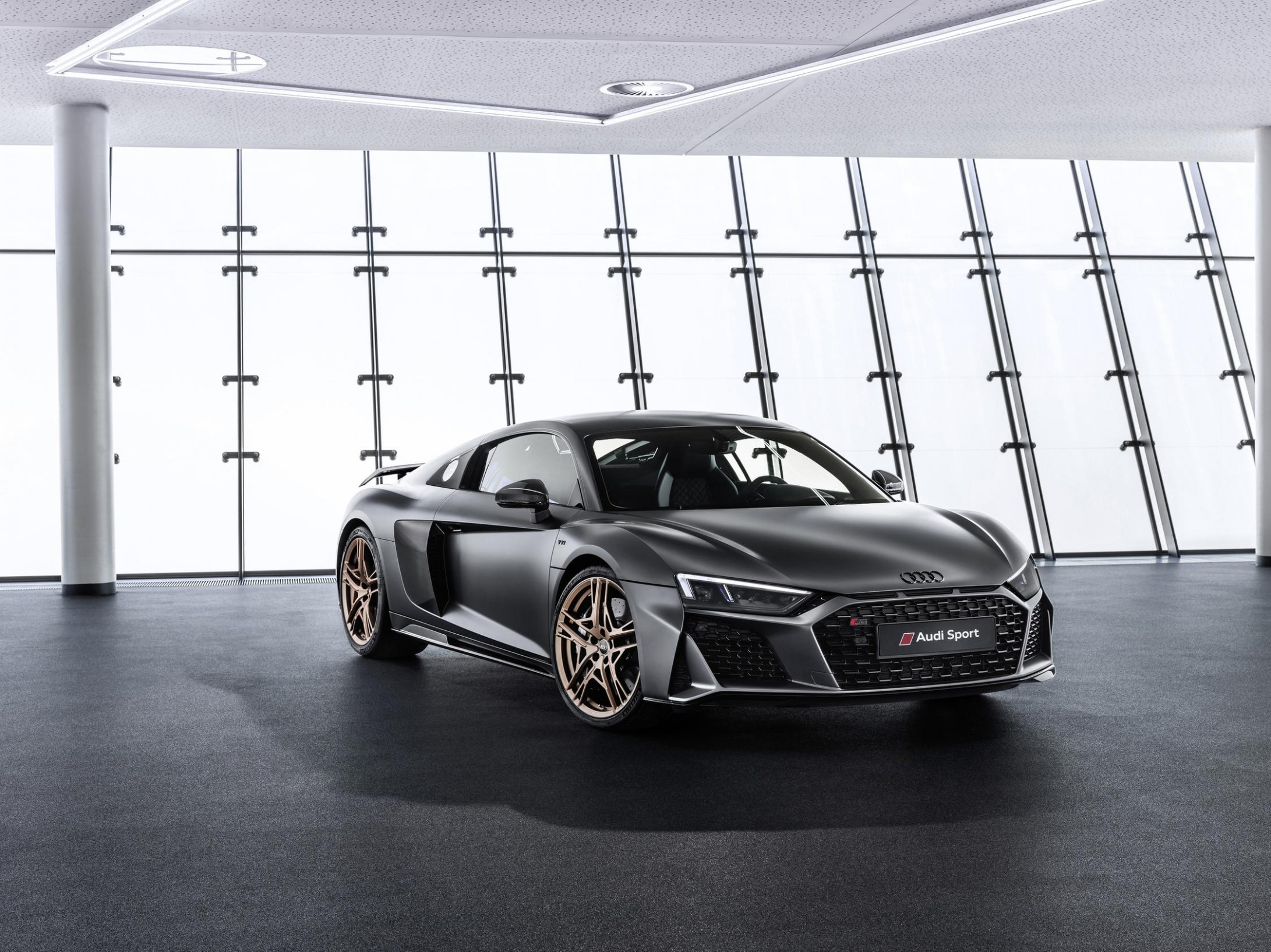 Concept and Review Audi R8 2022 Black
