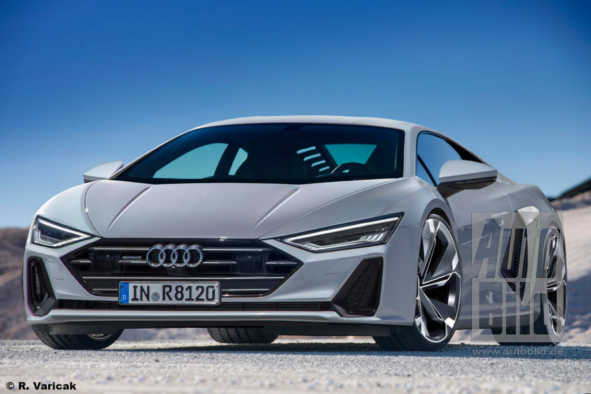 Concept Audi Tt 2022