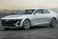 redesign and concept cadillac sedans 2022