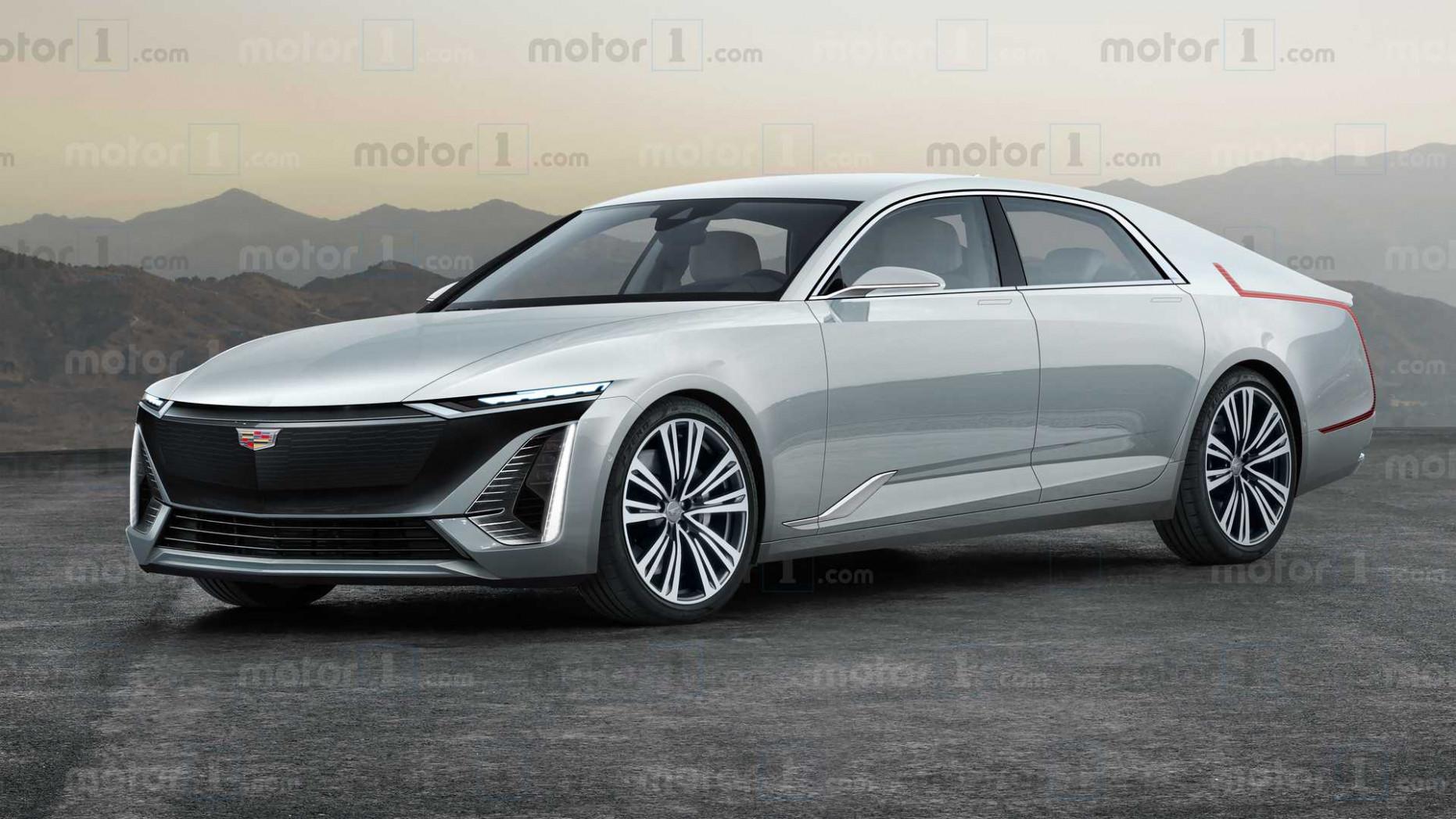 Configurations Cadillac Sedans 2022