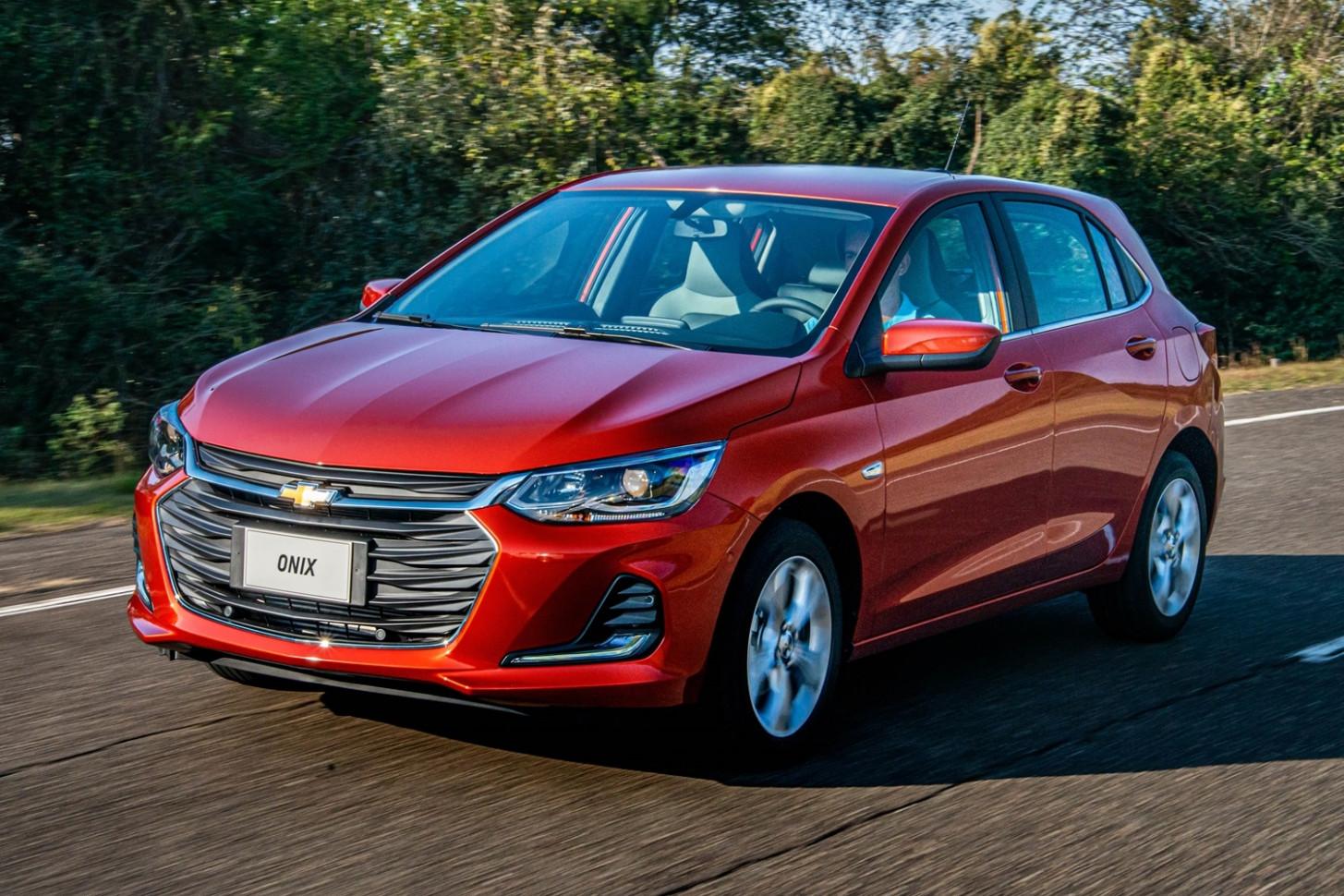 Images Chevrolet 2022 Argentina