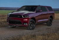 redesign and concept dodge lineup 2022