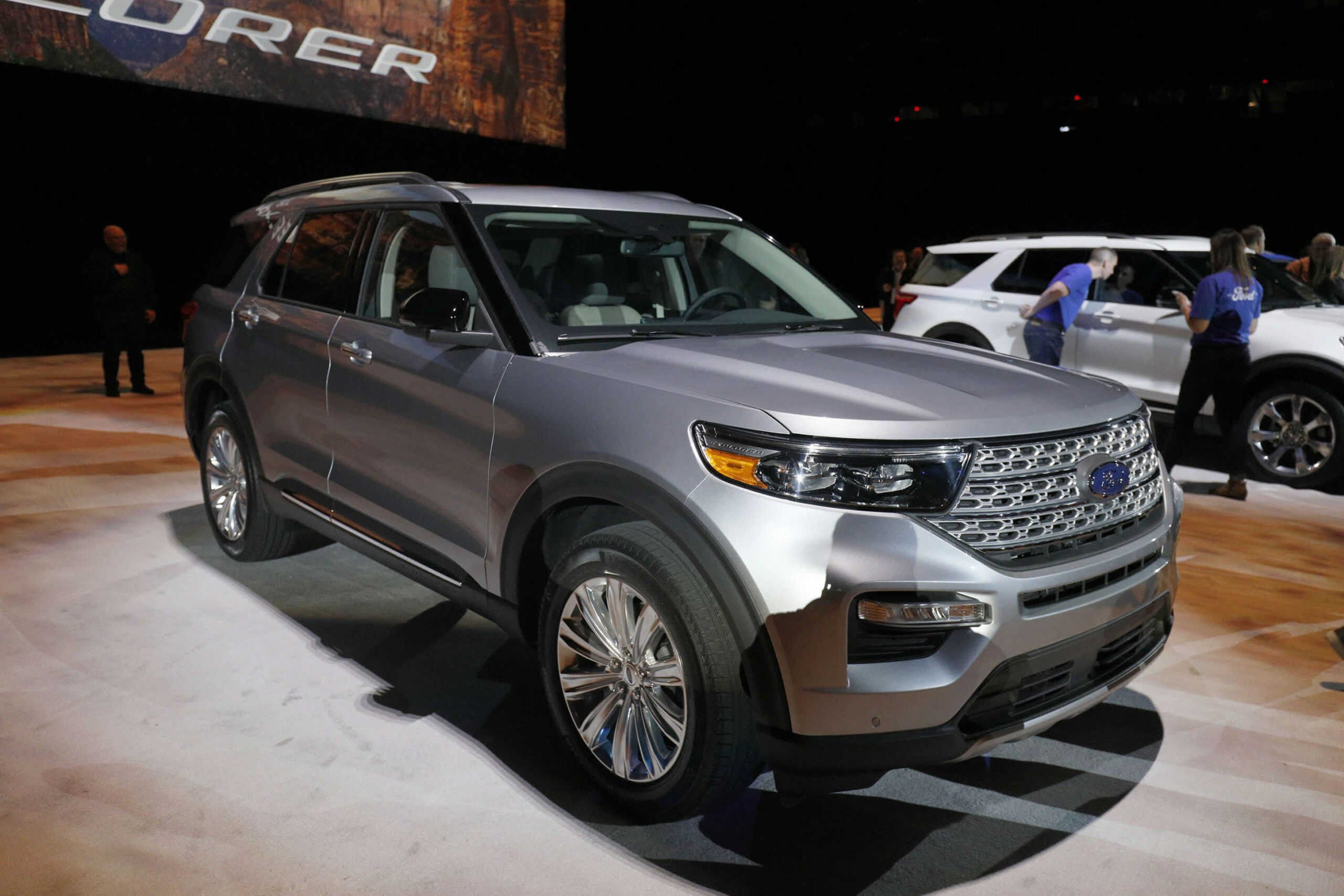 Review Ford Usa Explorer 2022