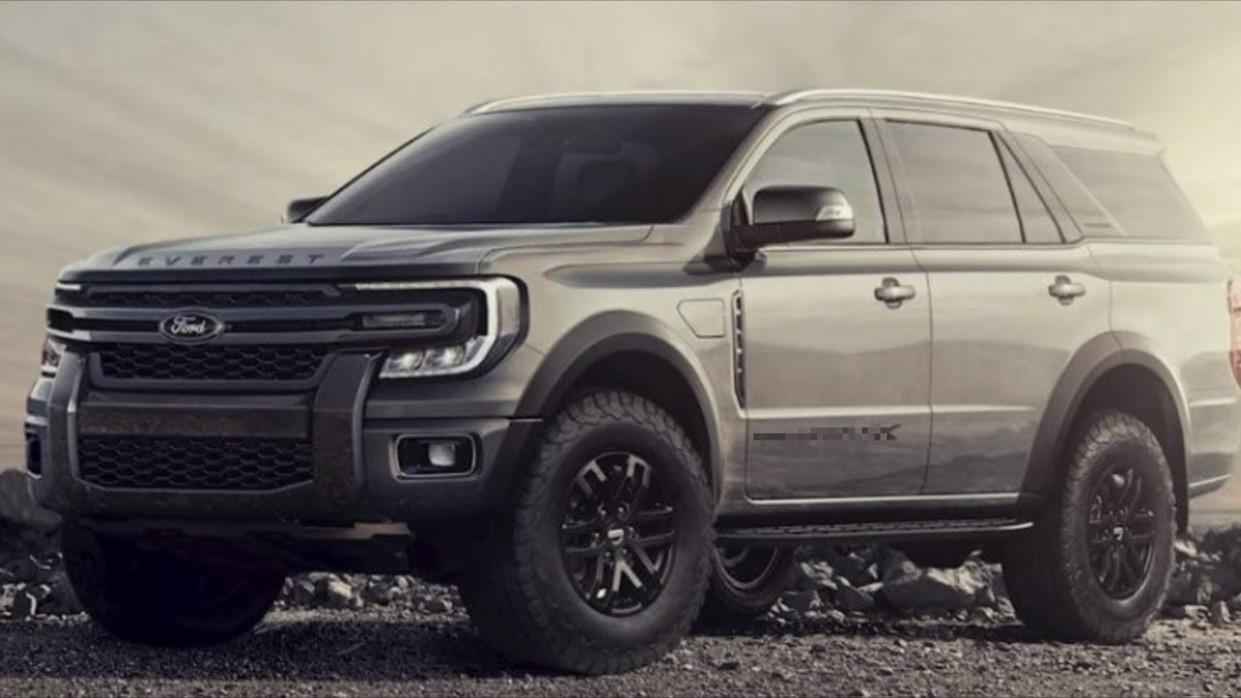 New Concept Ford Usa Explorer 2022