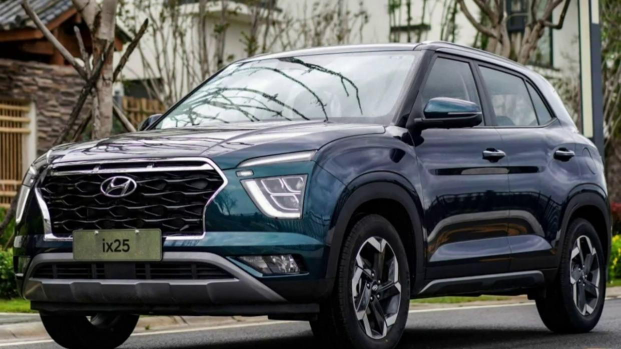 Images Hyundai Creta Facelift 2022