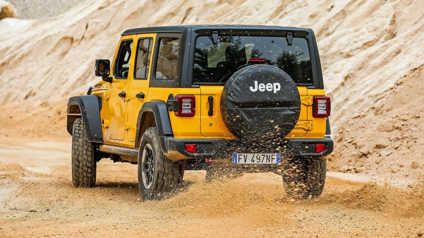 Rumors Jeep Electric 2022