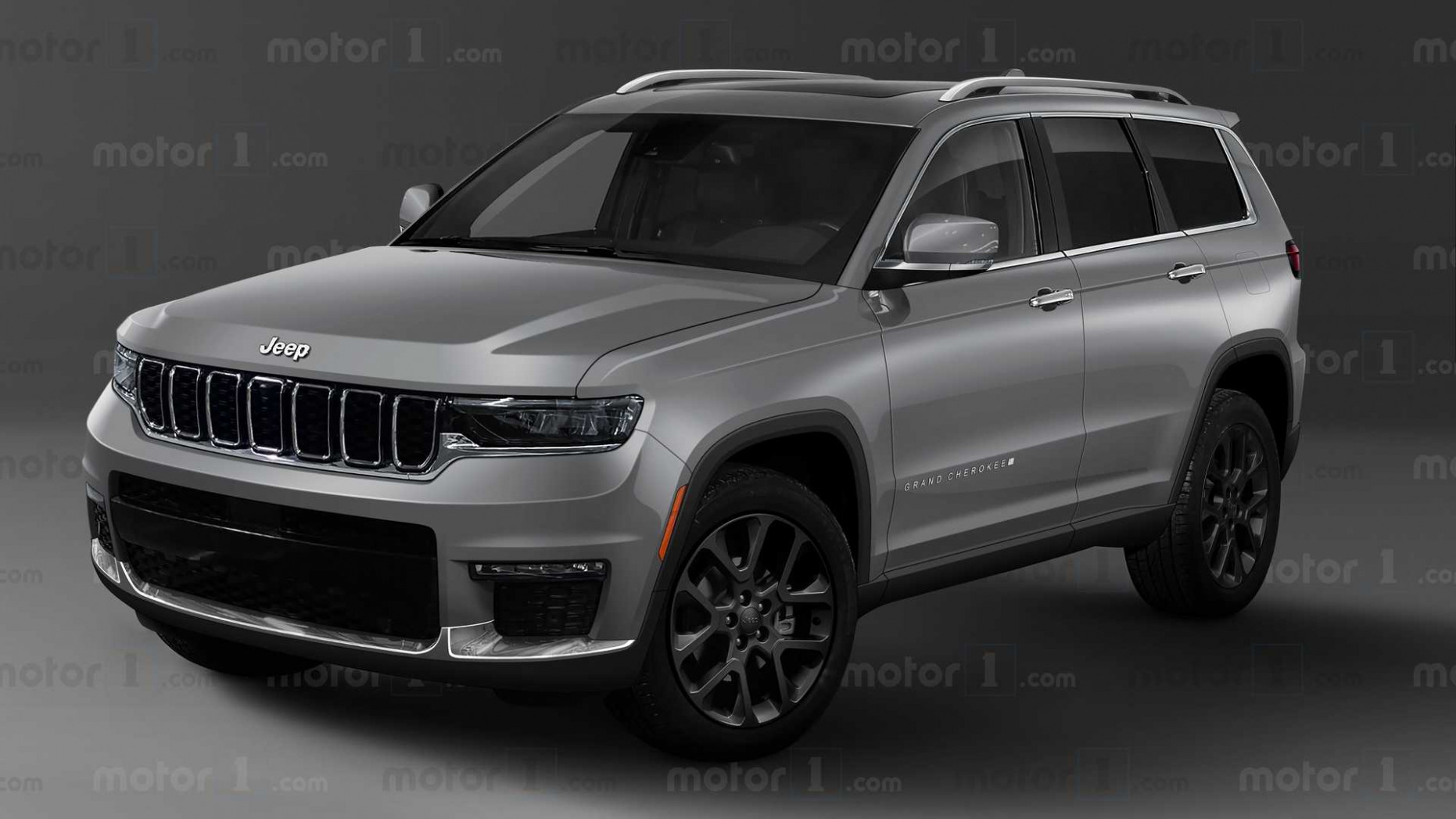 Style Jeep Grand Cherokee 2022 Concept