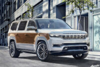 redesign and concept jeep grand cherokee 2022 concept