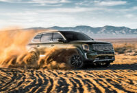 redesign and concept kia telluride 2022 review