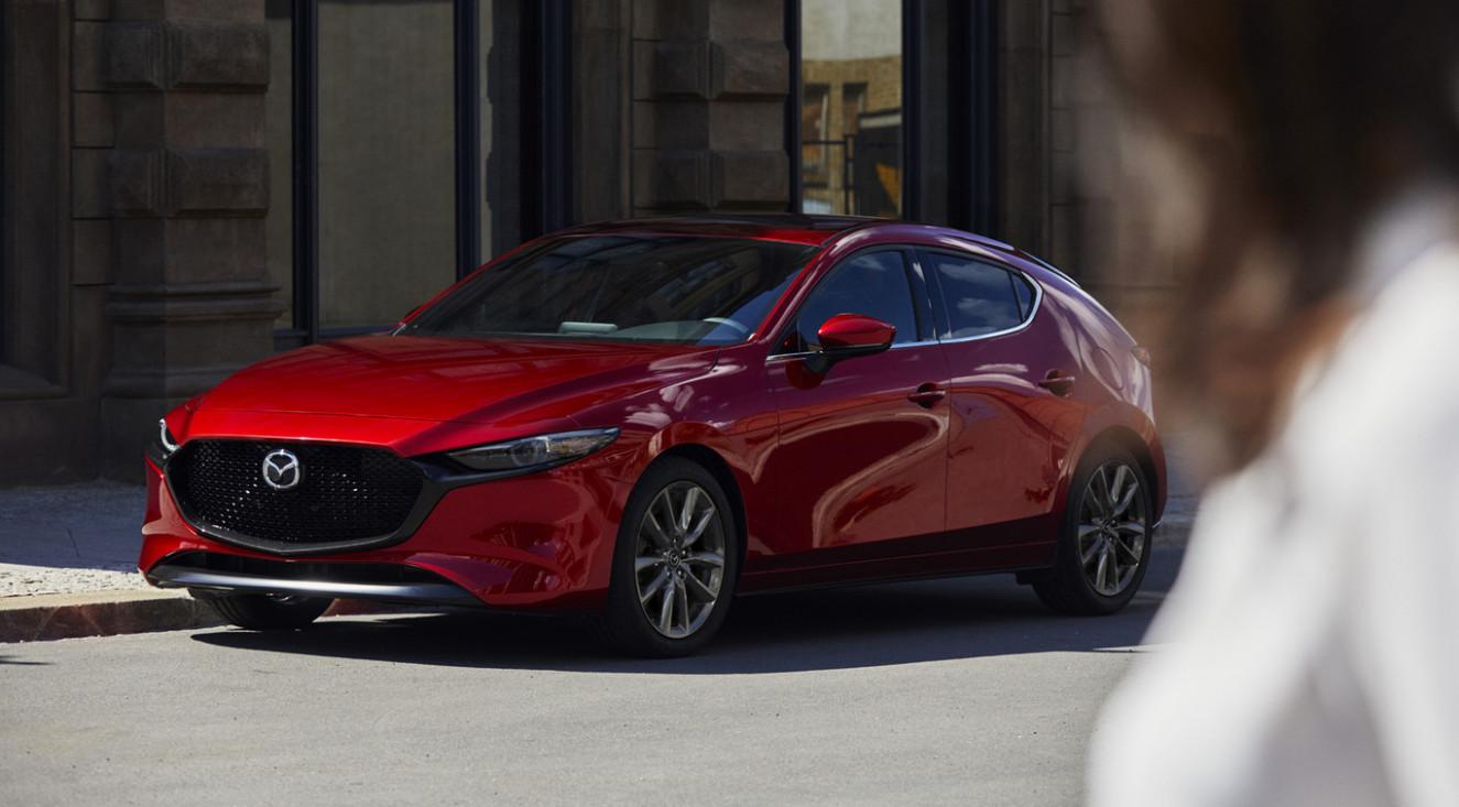 Exterior and Interior Mazda 3 2022 Lanzamiento