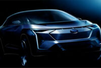 redesign and concept subaru xv hybrid 2022