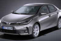 redesign and concept toyota corolla 2022 qatar