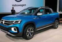 redesign and concept volkswagen amarok 2022