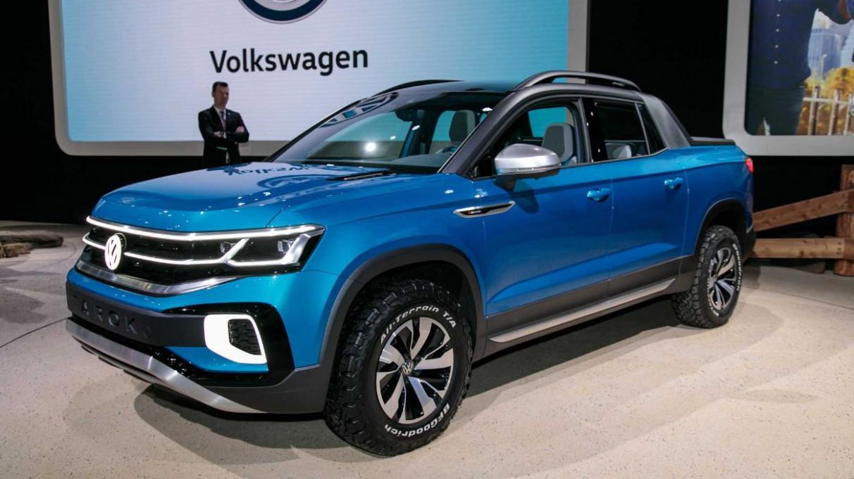 Wallpaper Volkswagen Amarok 2022