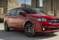 redesign and concept will there be a 2022 dodge grand caravan