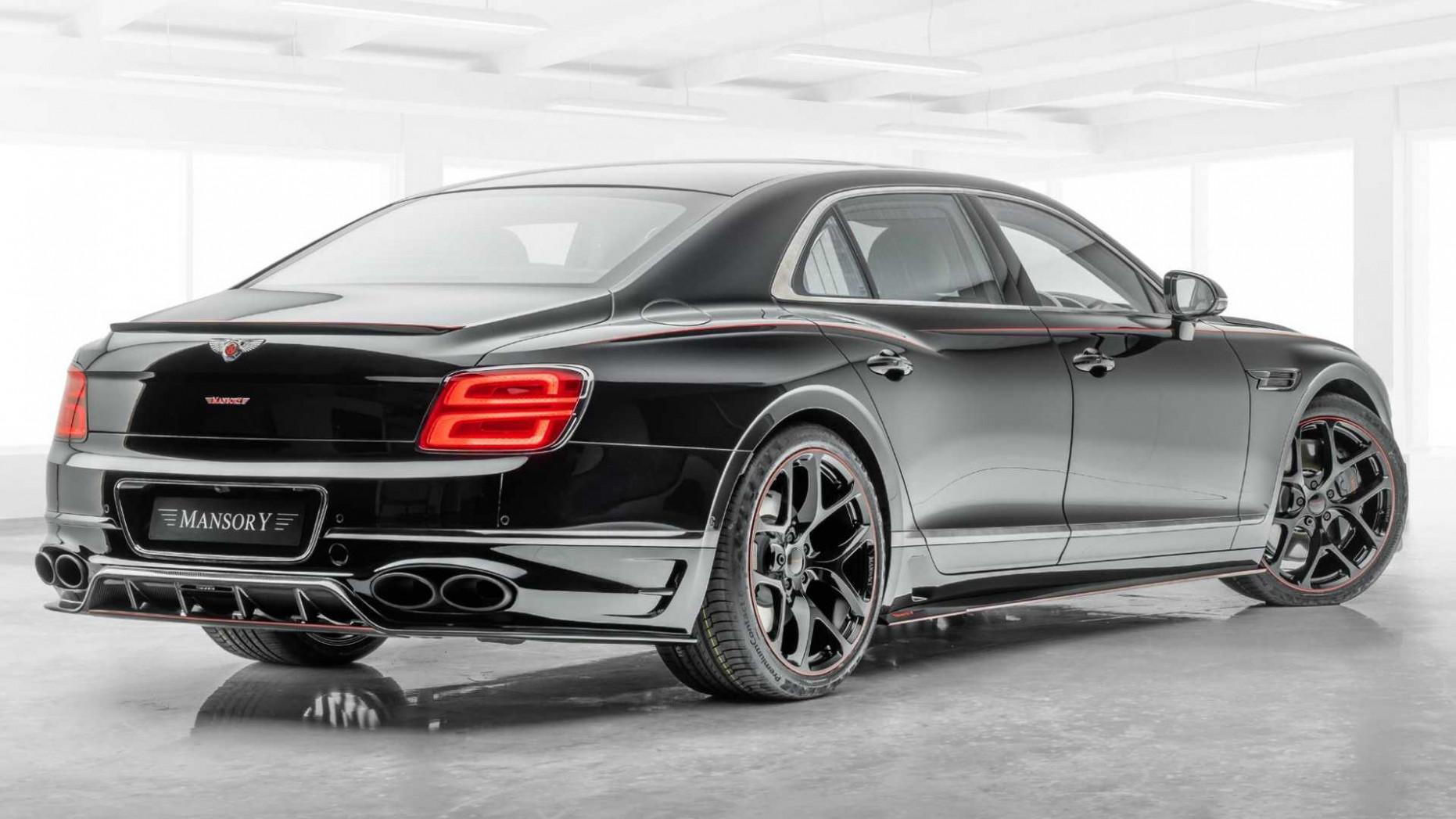 New Concept 2022 Bentley Flying Spur