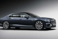 redesign and review 2022 bentley flying spur