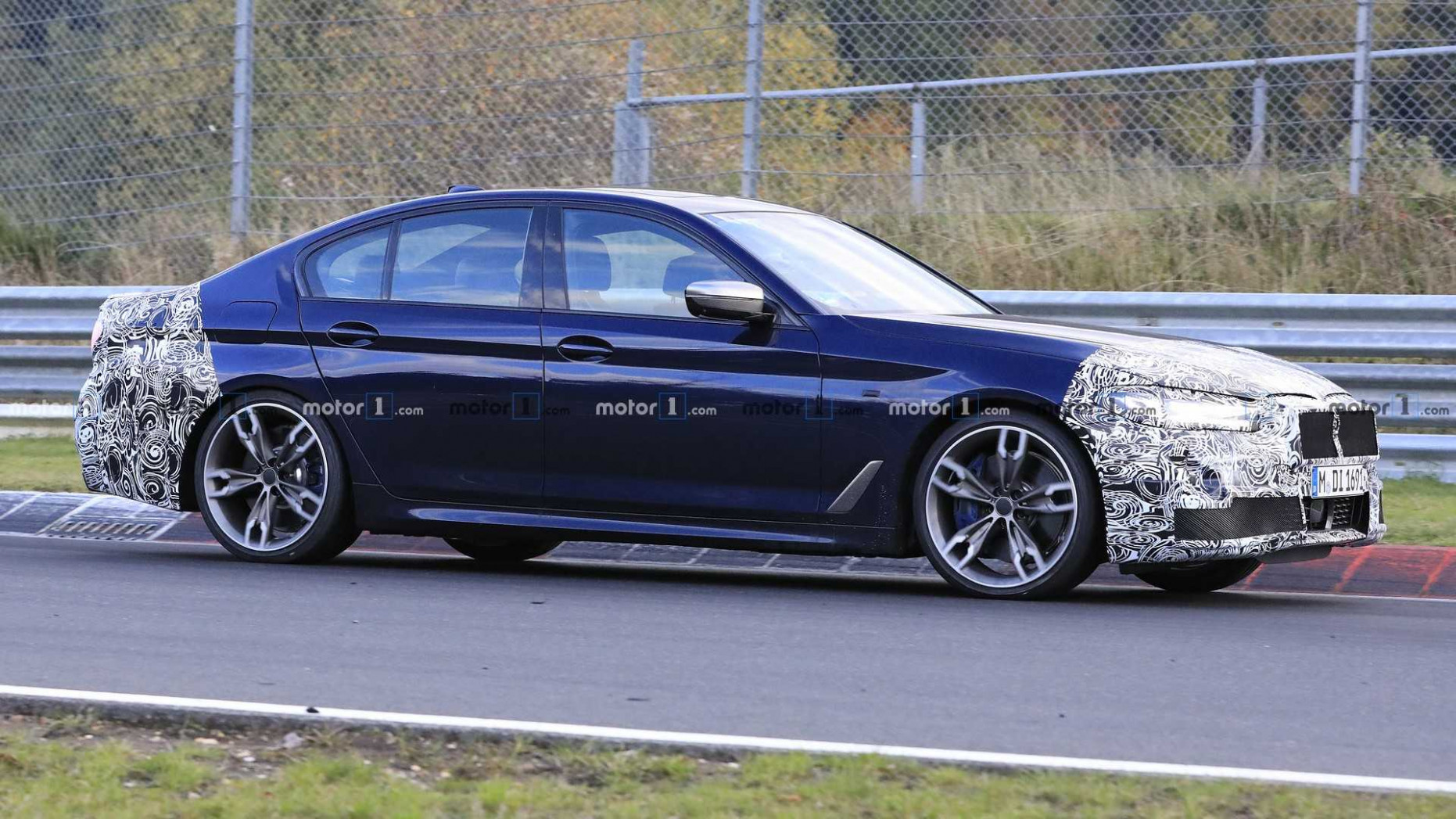 Exterior and Interior 2022 BMW 5 Series Release Date