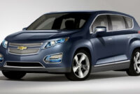 redesign and review 2022 chevrolet volt