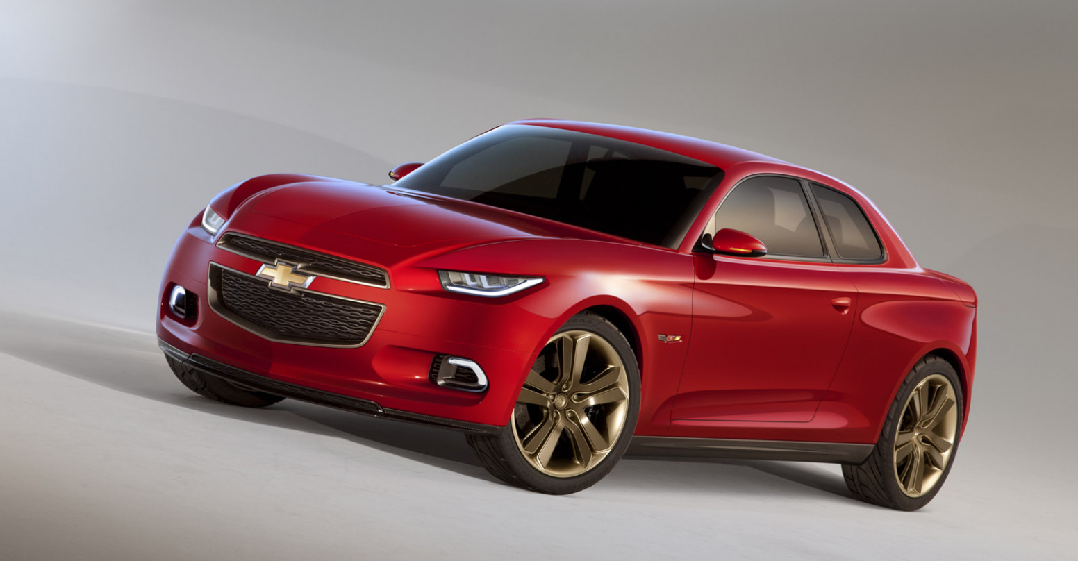 Concept 2022 Chevy Chevelle SS