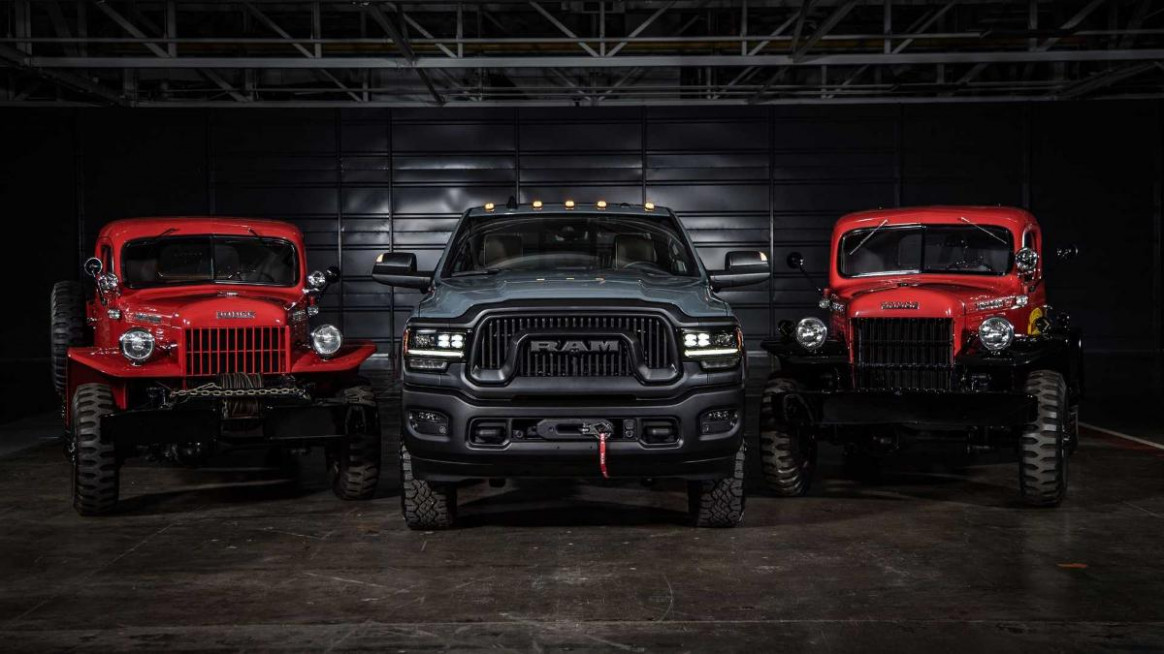 Performance and New Engine 2022 Dodge Power Wagon