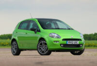 redesign and review 2022 fiat punto