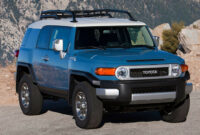 redesign and review 2022 fj cruiser