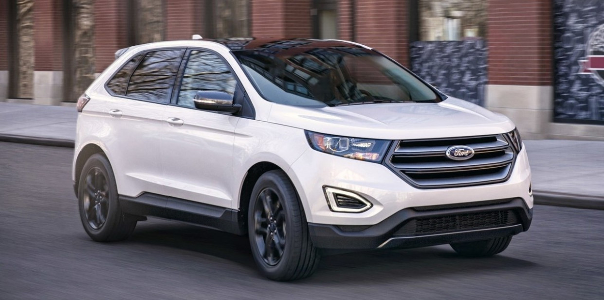 Pictures 2022 Ford Edge New Design