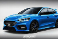 redesign and review 2022 ford focus rs st