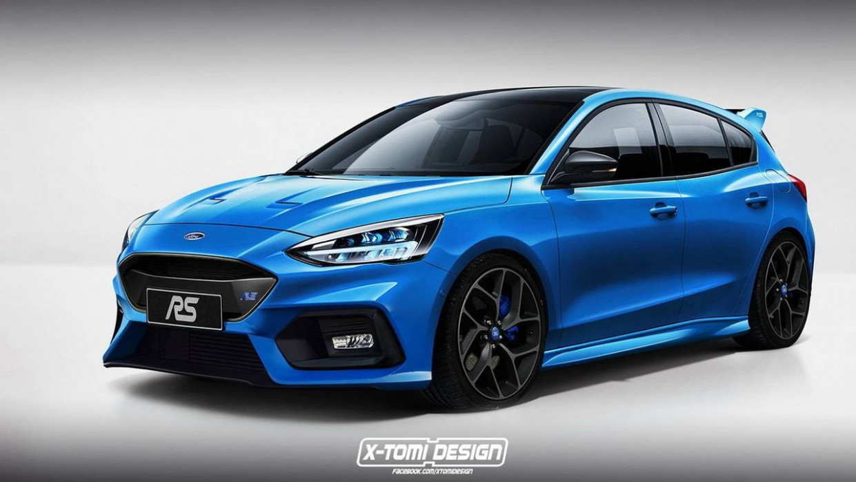 New Review 2022 Ford Focus Rs St