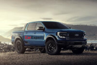 redesign and review 2022 ford ranger australia