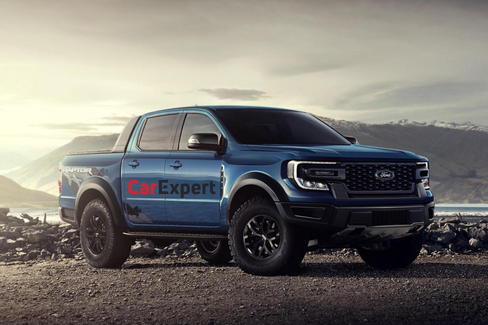 Spesification 2022 Ford Ranger Australia