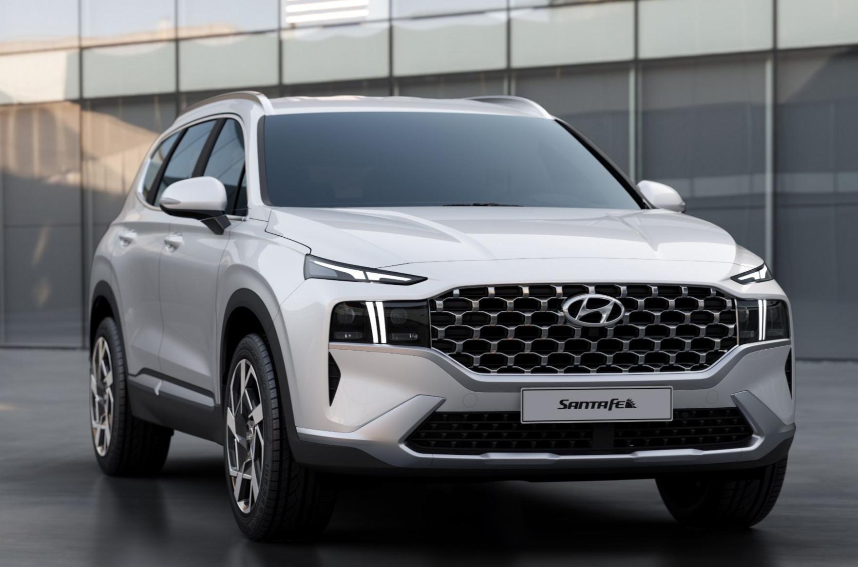 Release 2022 Hyundai Santa Fe
