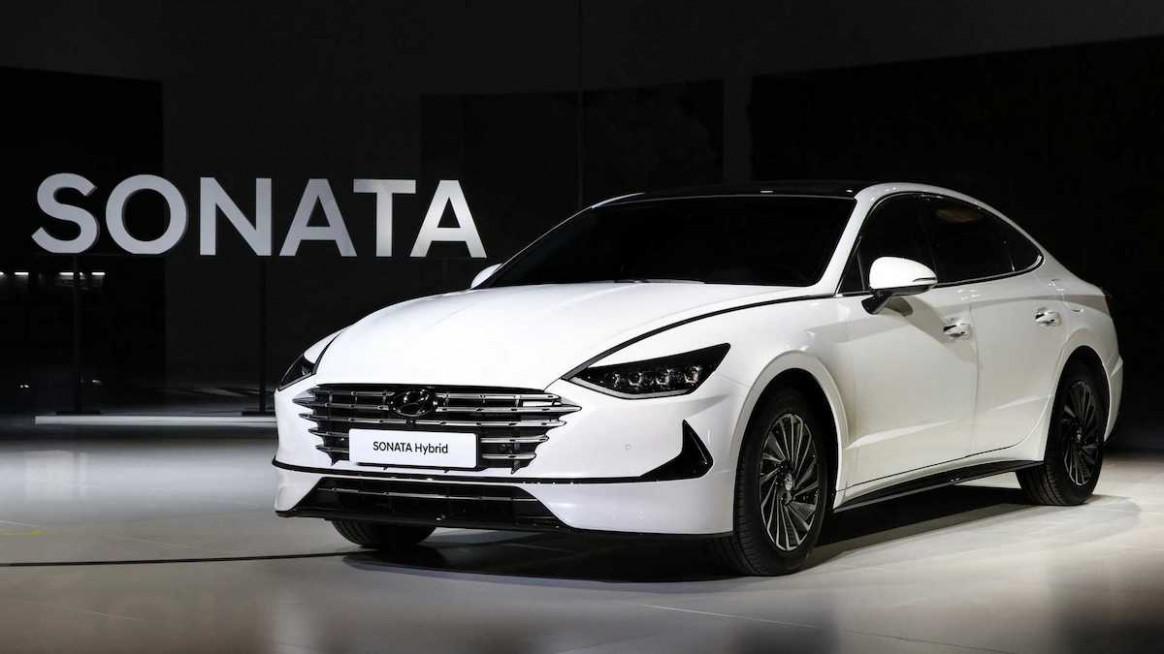 Concept 2022 Hyundai Sonata