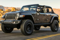redesign and review 2022 jeep wrangler unlimited