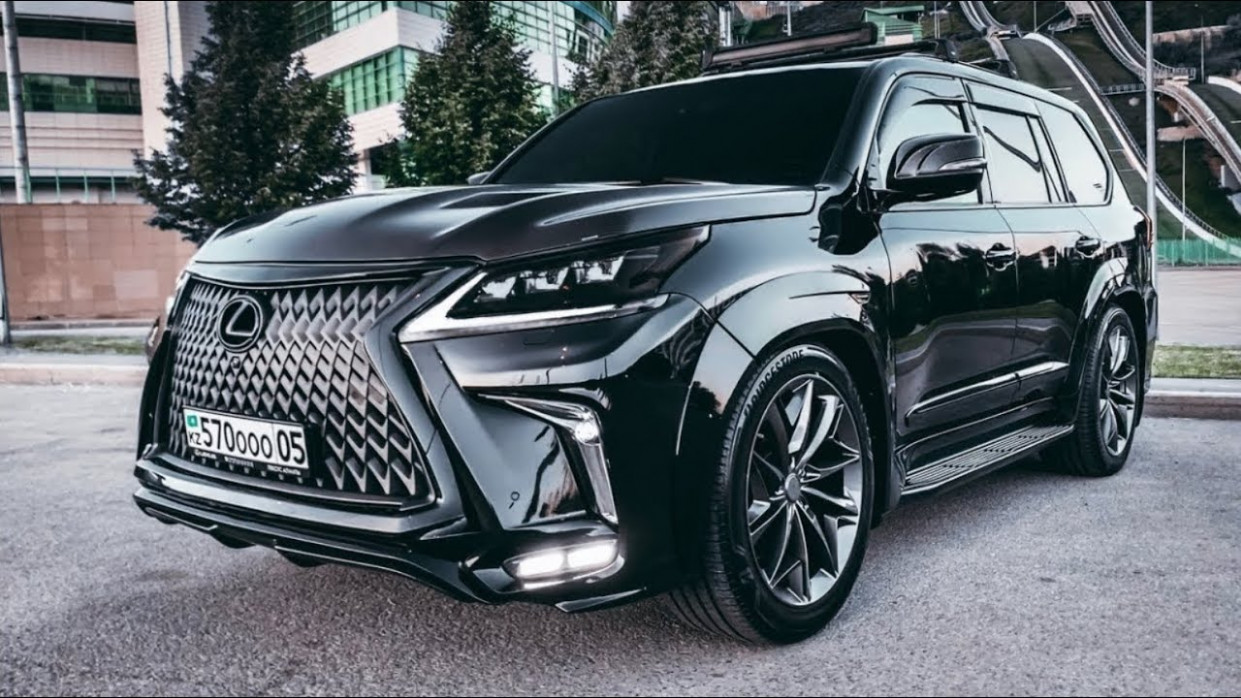 Pricing 2022 Lexus LX 570