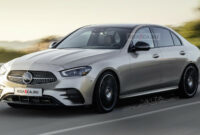 redesign and review 2022 mercedes benz e class