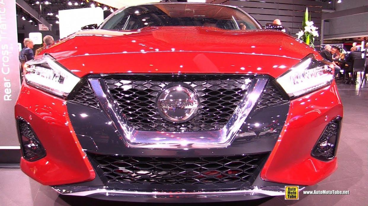 Specs 2022 Nissan Maxima Release Date