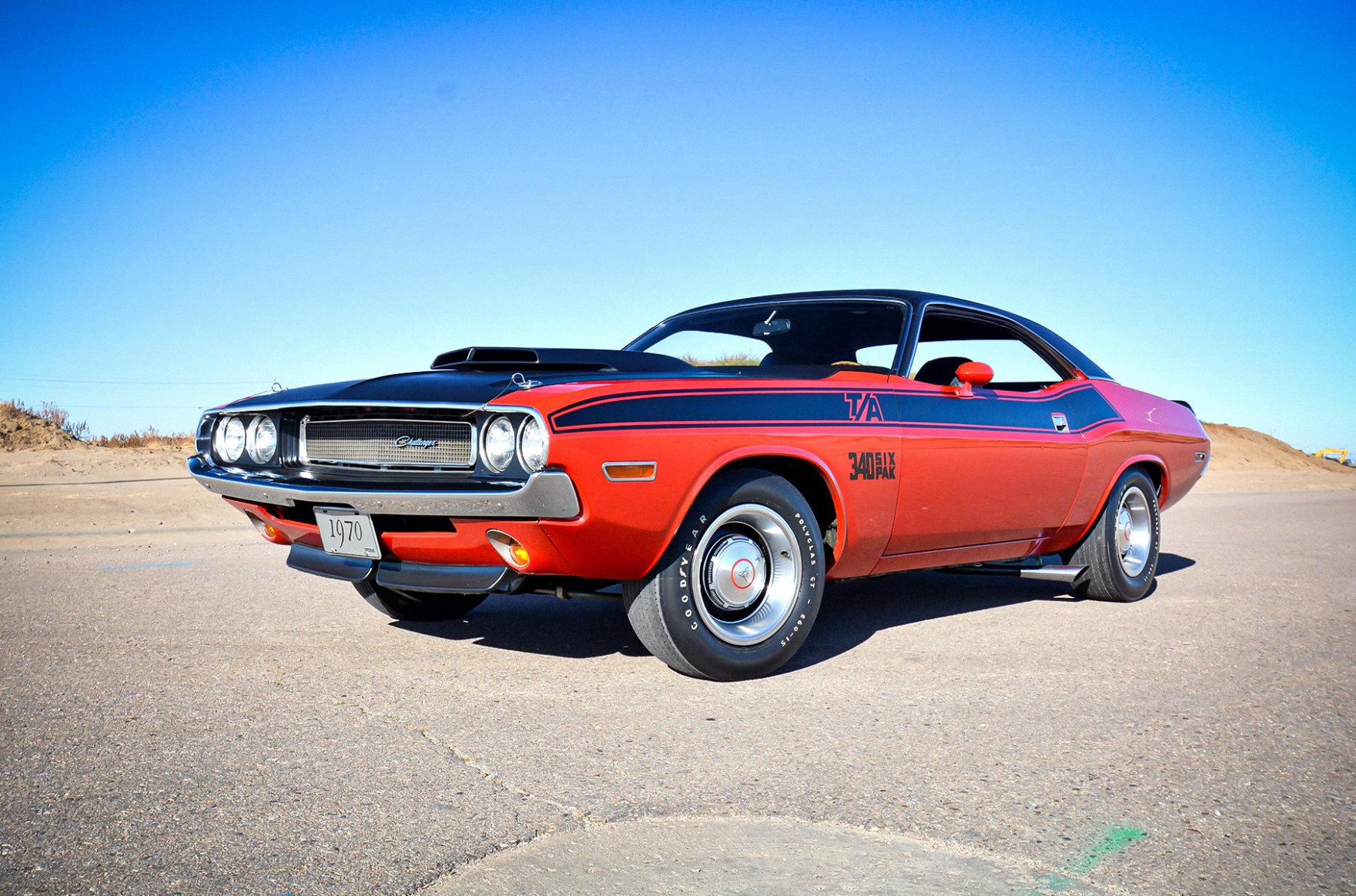 Speed Test 2022 Plymouth Barracuda