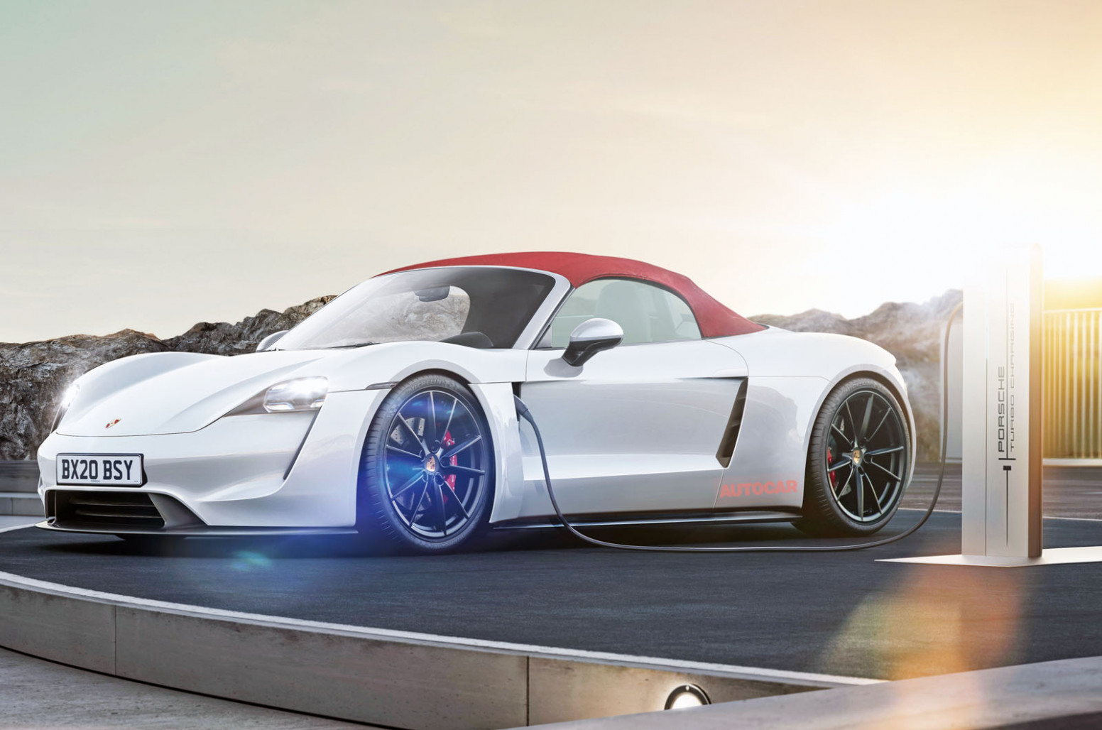 Redesign and Review 2022 Porsche Boxster Spyder